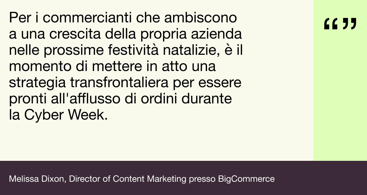 Citazione di BigCommerce
