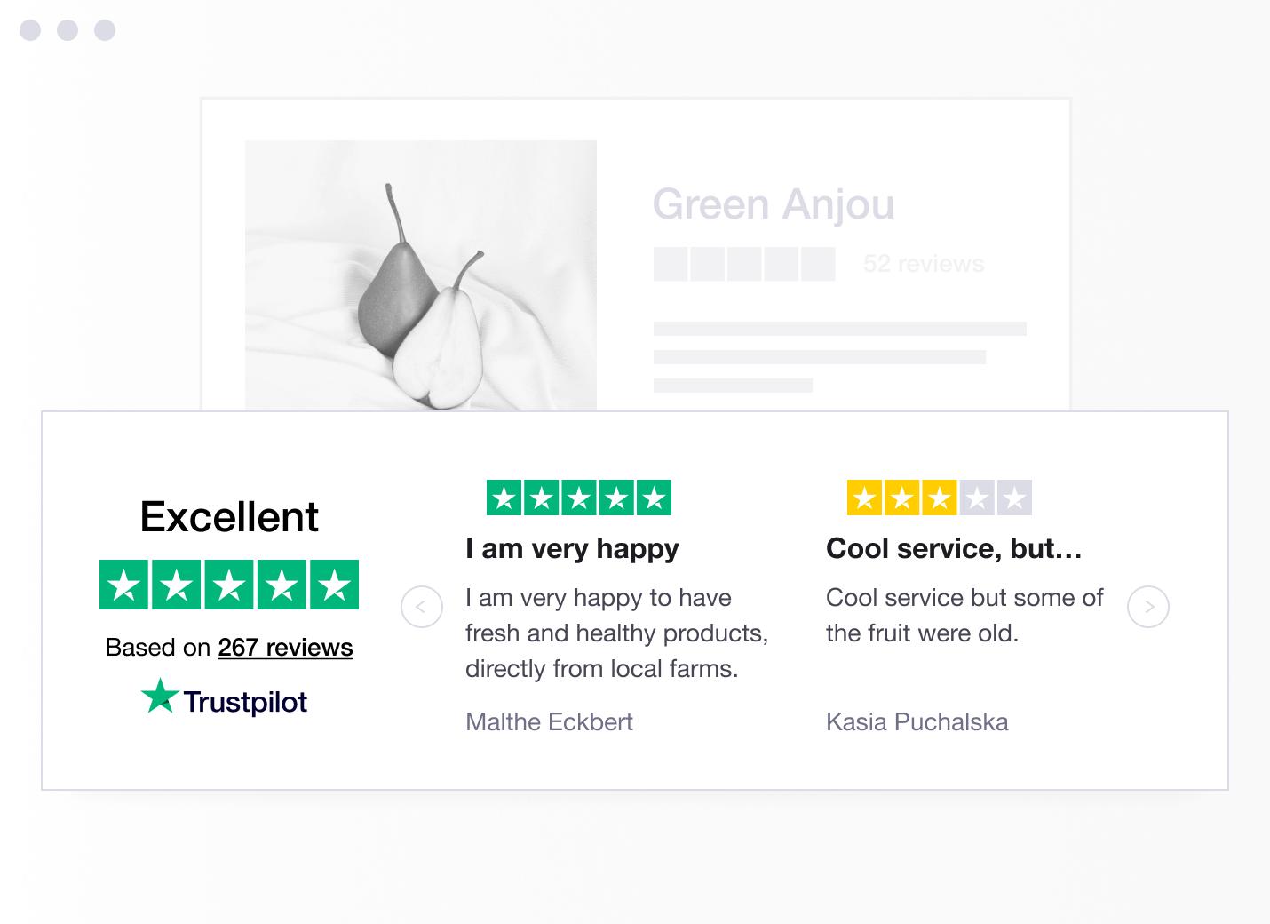 Trustpilot Reviews | Trustpilot Widgets