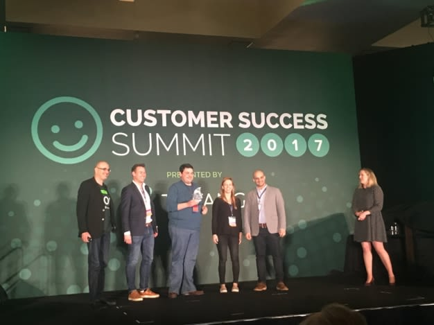 Customer success summit 2017