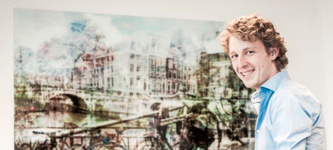 Edwin van Fietsuniek