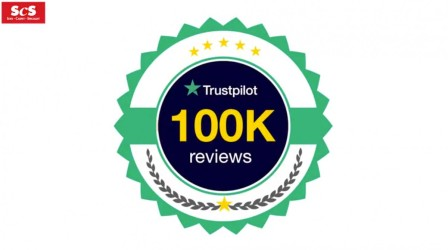scs celebrates 100,000 reviews