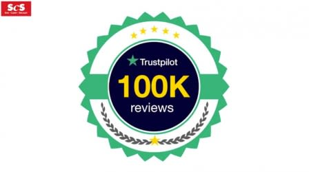 scs celebrates 100,000 reviews
