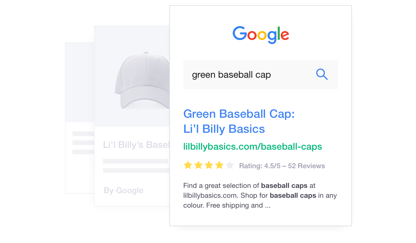 Trustpilot product reviews and ratings on Google