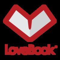 LoveBook Logo