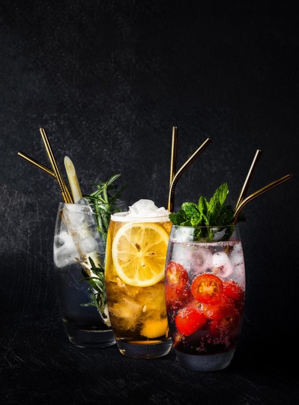 Sway - Drinks Menu Image