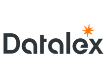 Datalex logo transparent lowered