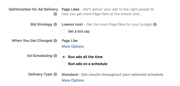 How to Create a Facebook Page Likes Ad | MarketTap