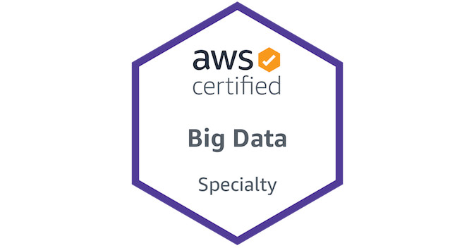 aws certified big data - specialty logo