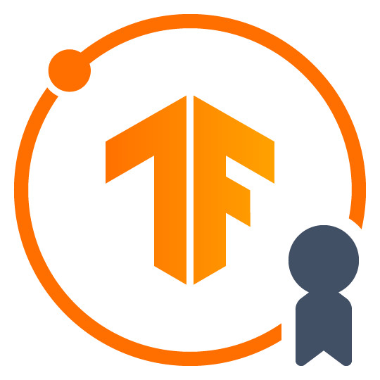 tensorflow developer logo