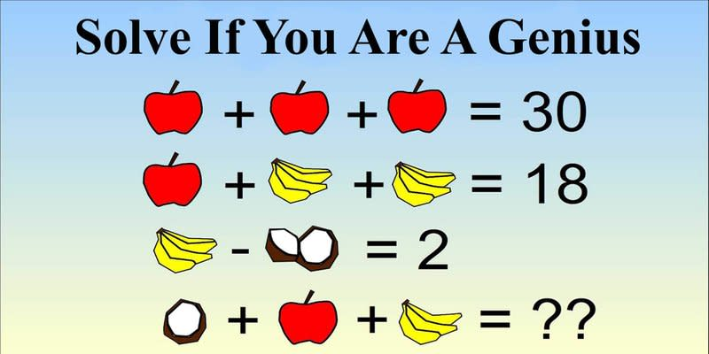 solve this if you are an artificial general intelligence