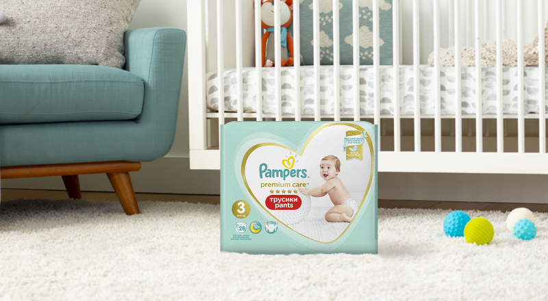 Pampers® Premium Care Pants