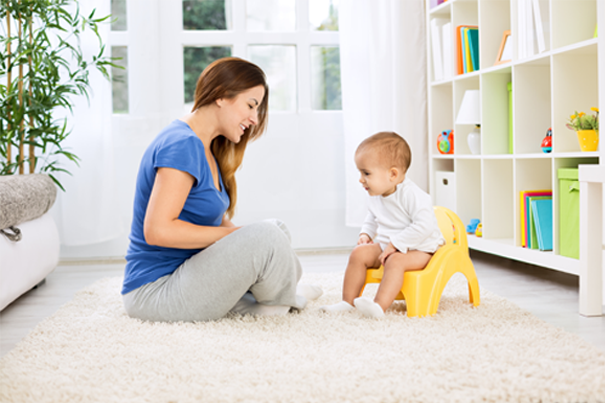 6 tips and tricks for potty training succes