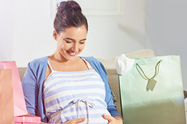 4 unique gifts for first-time moms