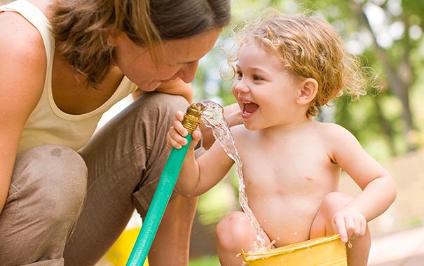 keeping children safe in and around water
