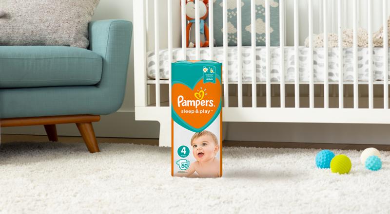 Pampers® Sleep&Play