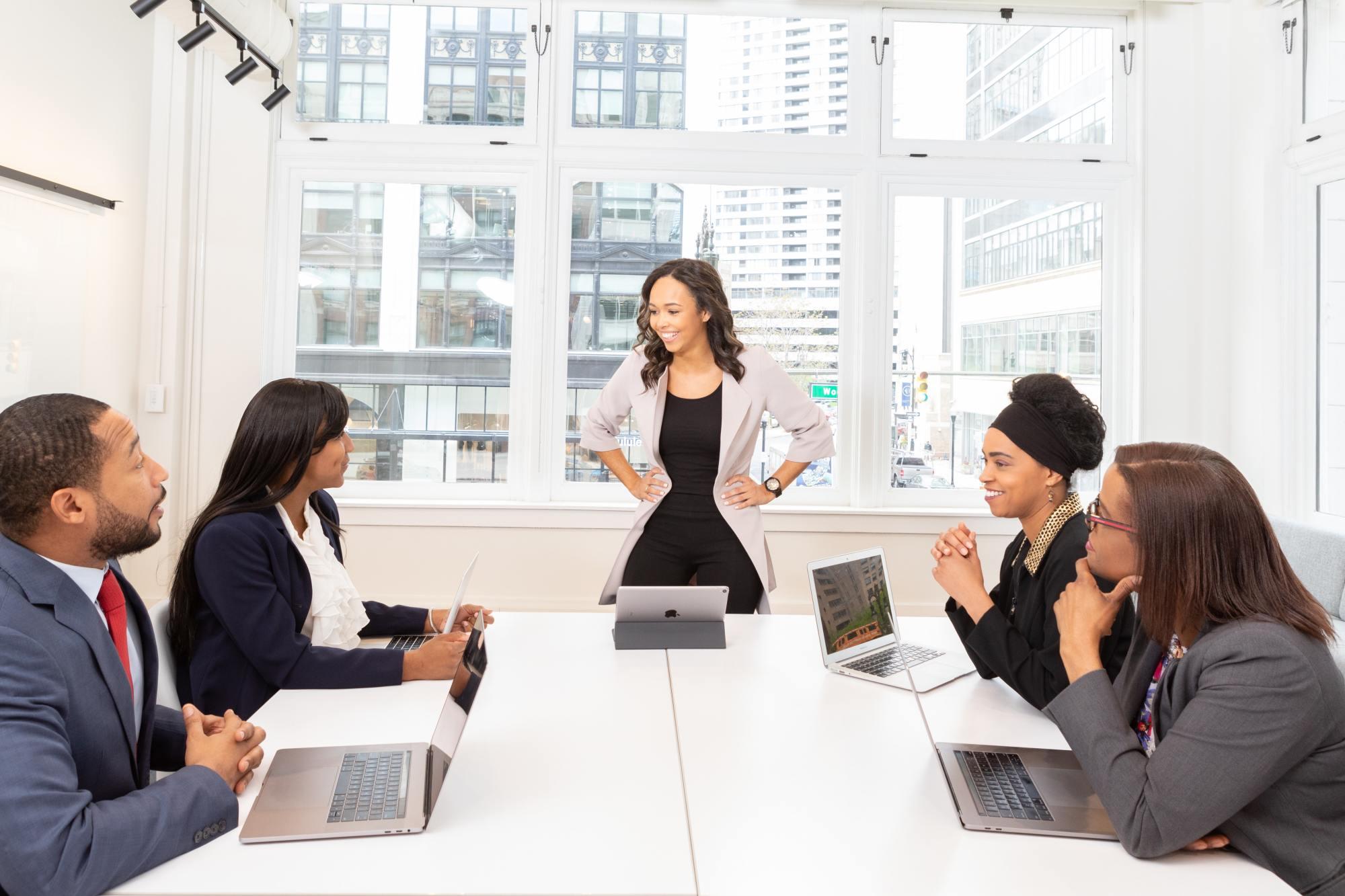 Careers Images - Meeting