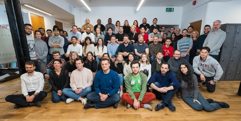 Trussle team photo - December 2019 - 800px