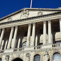 Looking Up At The Bank Of England Thumbnail2