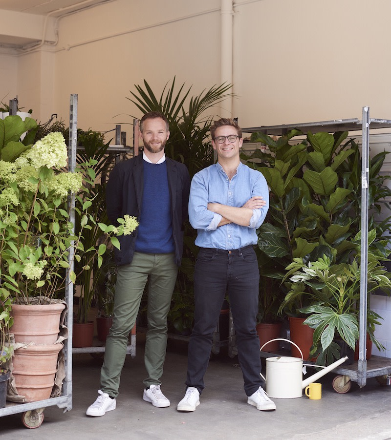 Patch co-founders Ed Barrow and Freddie Blackett