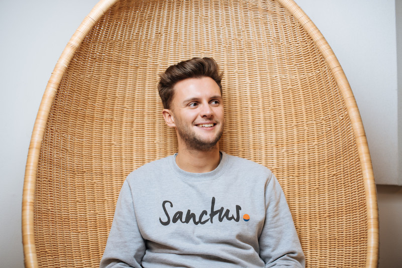 James Routledge founder of Sanctus talks to Trussle