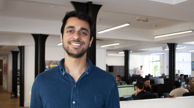 Ishaan Malhi, CEO and Founder of Trussle