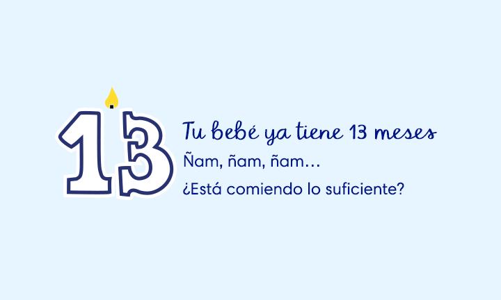 Bebé De 13 meses