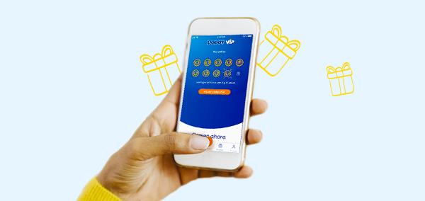 Descárgate la App DODOT VIP y gana pañales gratis