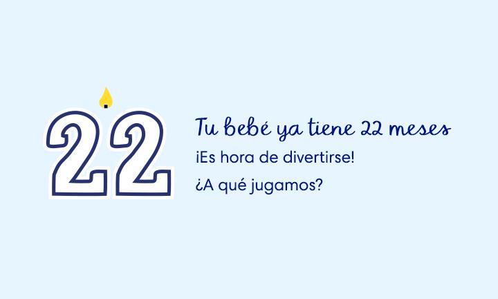 Bebé De 22 meses