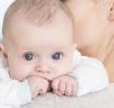 color ojos de bebe