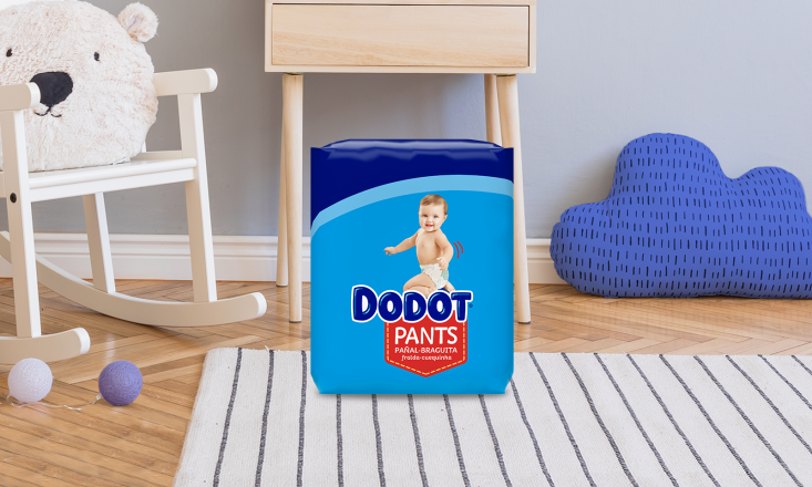 PAÑALES-BRAGUITA Dodot® Pants