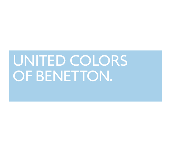 Logo for Benetton