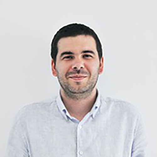 Photo of Hugo Lopes, Inovretail's CTO