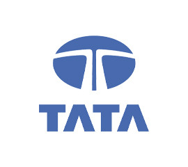 Logo for Tata