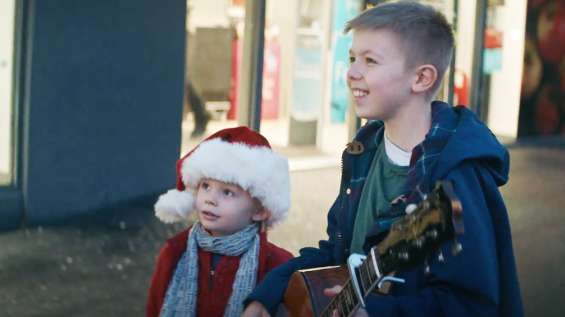 Community stories - Christmas TV ad