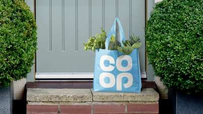 Home delivery - Co-op