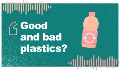Podcast Episode 4 - Is plastic really that bad?