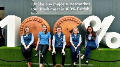 Unlike any major supermarket our fresh meat is 100% British