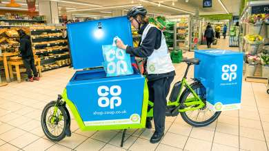 Co-op in-store services