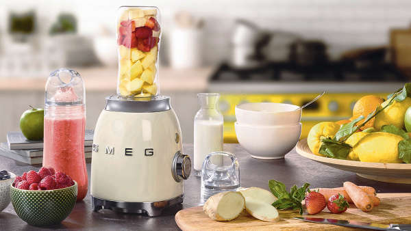 Win a Smeg blender and bottle - competition - Jan 2021