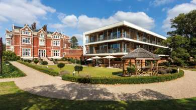 Win a luxury hotel break for two Co-op November competition.
