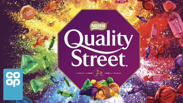 Quality Street Buy, Swipe, Win
