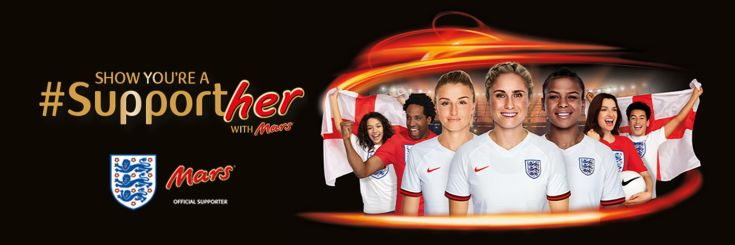 Win a experience with the Lionesses