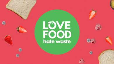 Be smart with food waste