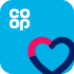 Co-op health app icon