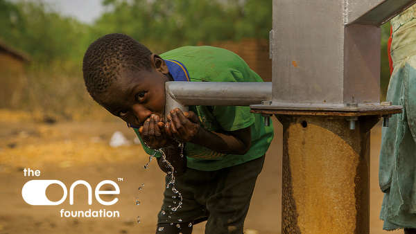 One Foundation water project