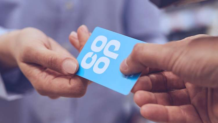 Sign into Co-op membership