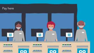 Co-op's convenience report image