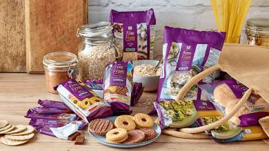 Co-op Gluten-free product range