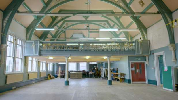 Saving Stretford Public Hall
