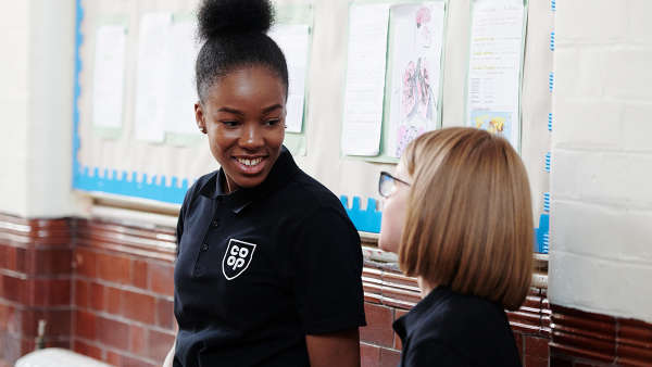 Co-op Academy Schools inspiring children, transforming lives